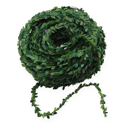 Doos slinger groen 15m
