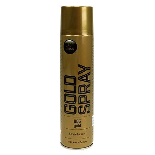 Kleurspray Goud 400ml