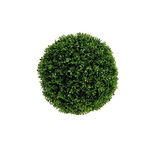 Decoratieve bal groen Ø23cm