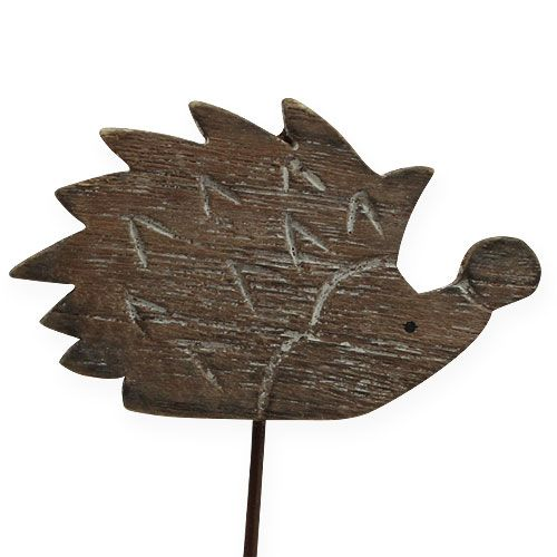 Bloem pin 5cm - 6cm herfst motieven 12st