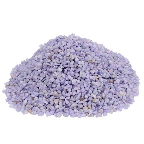 Decoratieve korrels lila 2 mm - 3 mm 2 kg