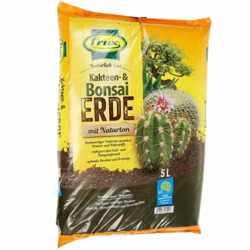 FRUX cactus- en bonsaigrond 5L