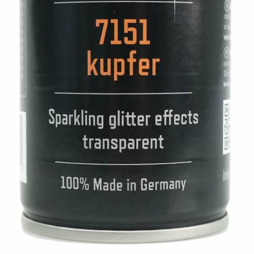 Glitter spray koper 400ml