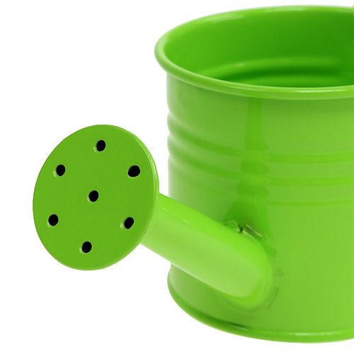 Gieter groen mix Ø7.5cm H7.5cm 8st