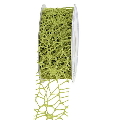Grid tape groen 40 mm 10 m