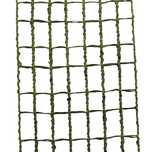 Gaasband 4,5 cm x 10 m mosgroen