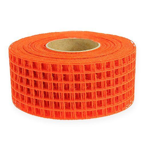 Rastertape 4,5 cm x 10 m oranje
