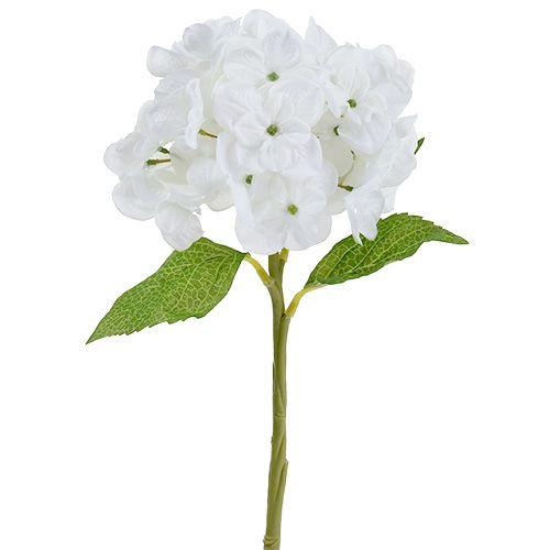 Hortensia 35cm wit