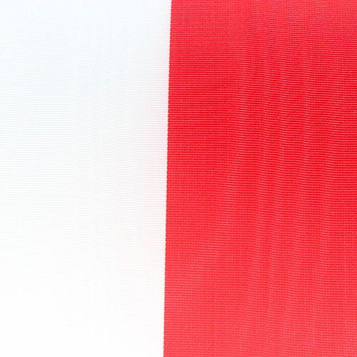 Kranslinten moiré wit-rood