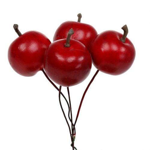 Mini appels aan een draad Ø3,5cm 48st