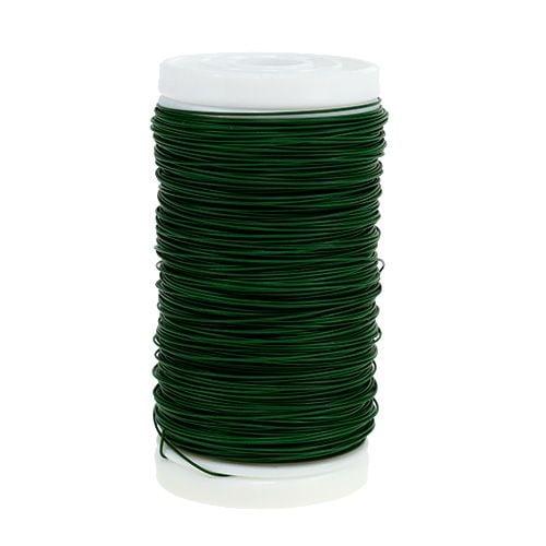 Mirte draad groen 0.35mm 100g