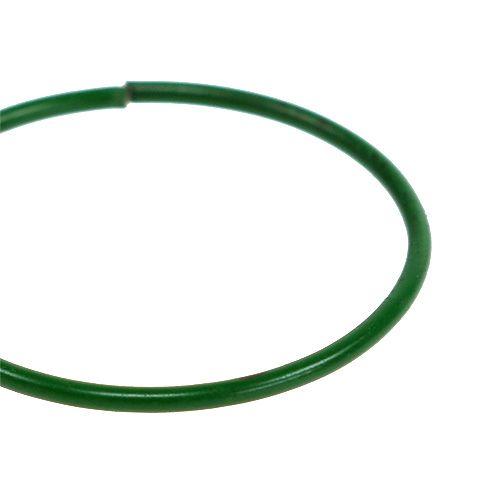 Anjerringen 19mm 1kg groen geverfd
