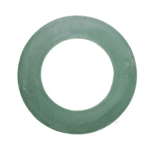 Steekschuim ring groen Ø30cm 4st