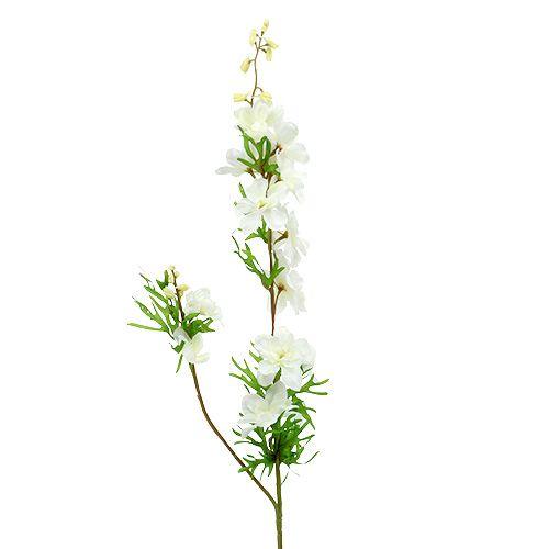 Delphinium kunstwit 95cm