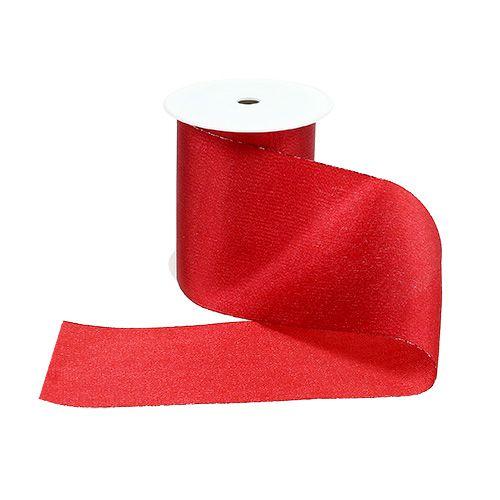 Tafellint rood 10cm 15m