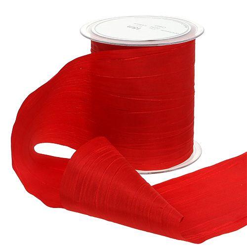 Tafelscharnier rood crash 100mm 15m