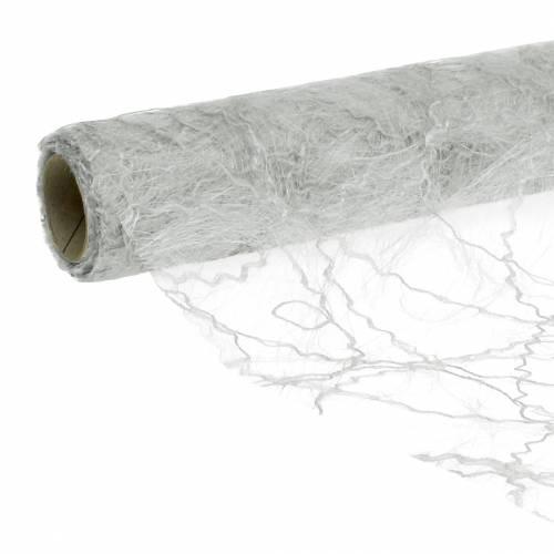 Tafelloper tafelloper zilver 30cm 25m