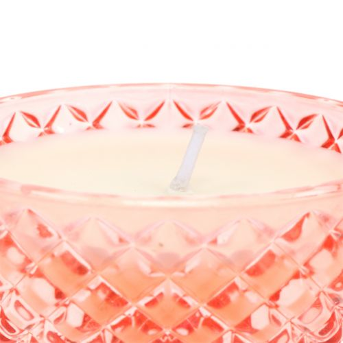 Geurkaars in glas Tropisch Ø10cm