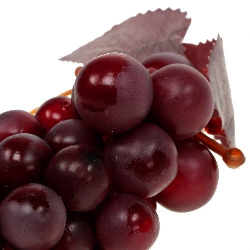 Druiven 15 cm rood
