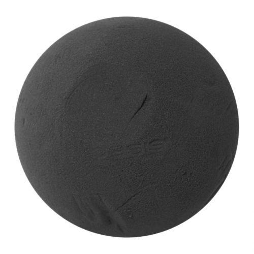 Steekschuimbal, zwart Ø20cm