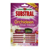 Substral orchidee kunstmeststokken 10st